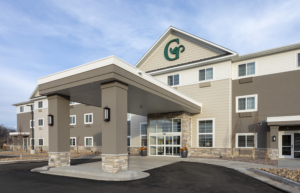 GrandStay Hotel & Suites - Milbank, SD