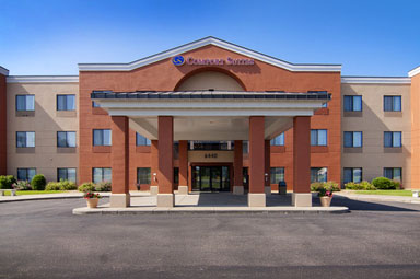 Comfort Suites by Choice Hotels - Ramsey, MN